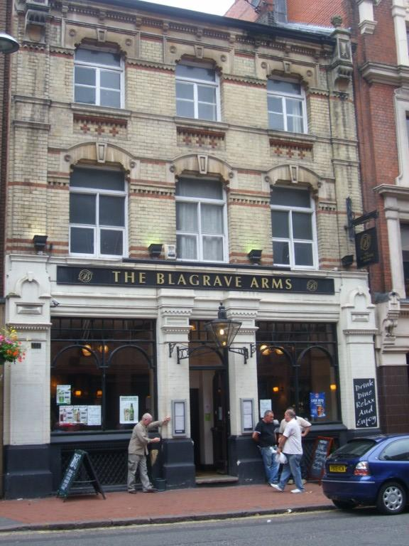 The Beehive Reading Another Lost Pub