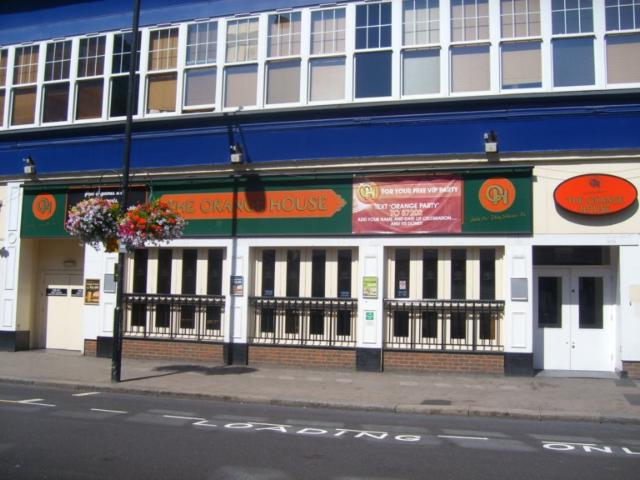 Orange House Reading Another Lost Pub