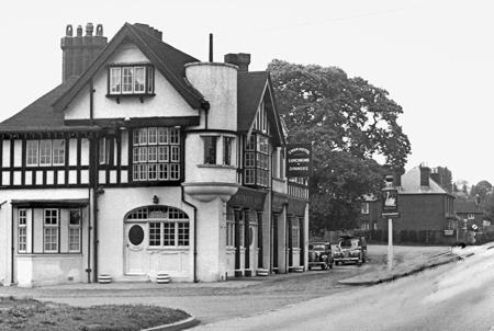 Swan Hotel Bursledon Another Lost Pub