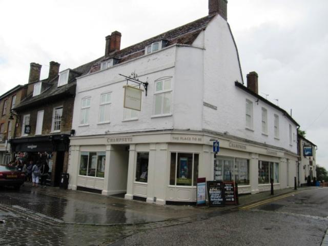 Lost Pubs In St Albans Hertfordshire