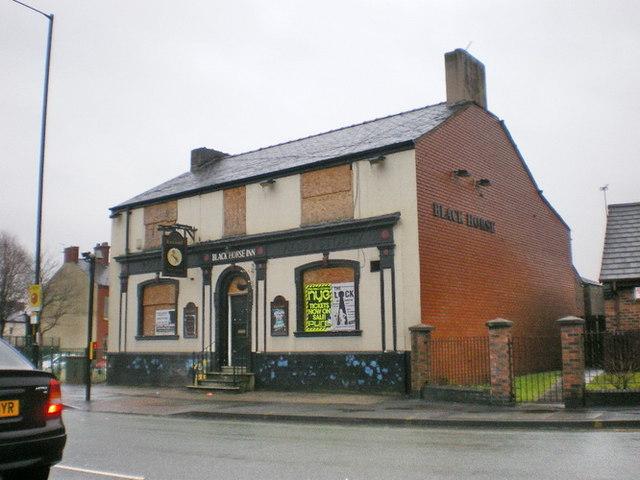 Black Horse Failsworth Another Lost Pub
