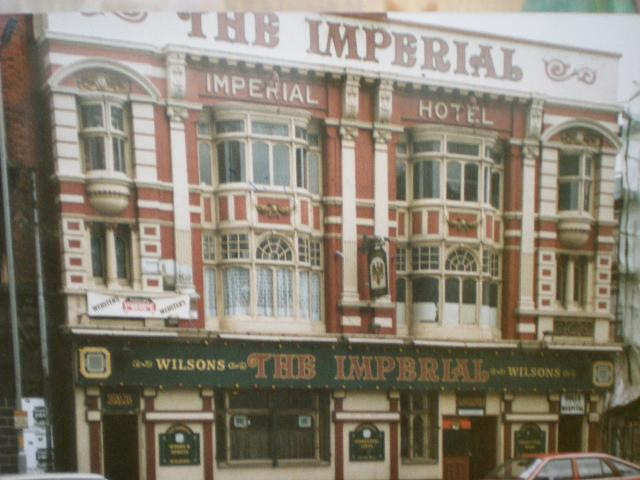 Imperial Hotel Manchester