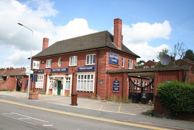Manvers Arms Lincoln Another Lost Pub