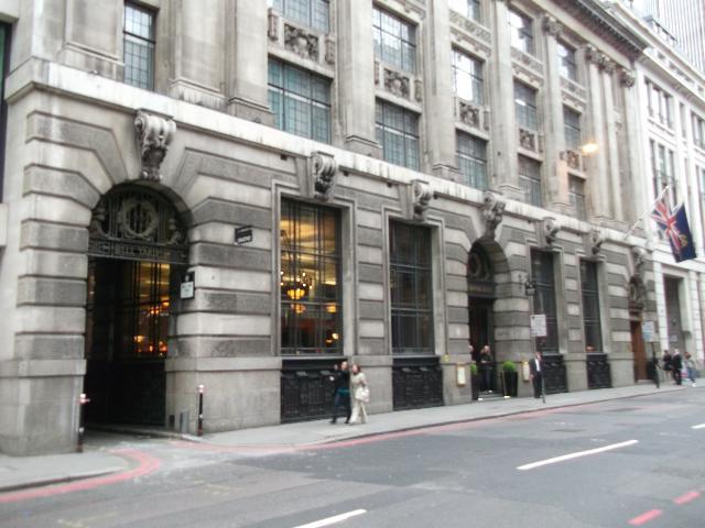cross keys bank london