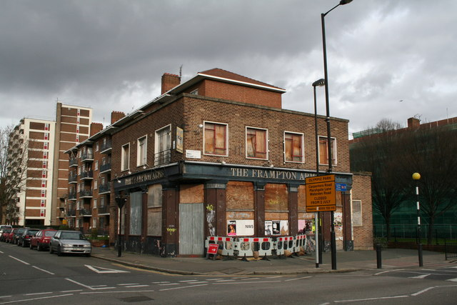 Frampton Arms Homerton Another Lost Pub