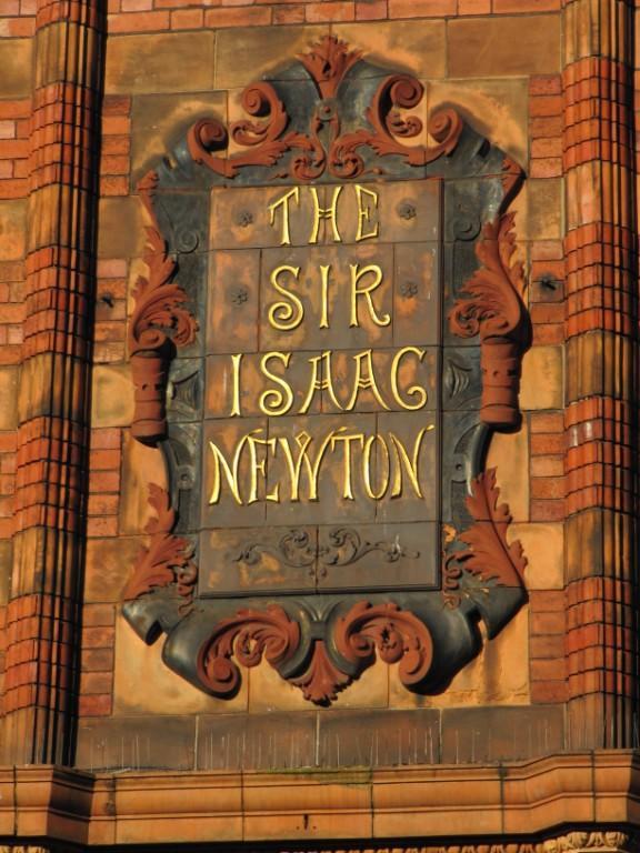 Sir Isaac Newton St Johns Wood