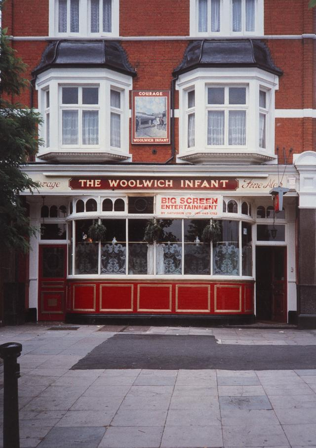 Woolwich Infant Woolwich