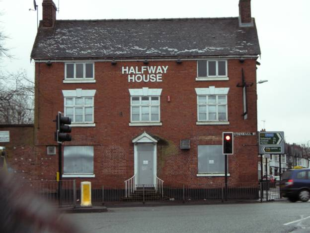 Image result for halfway house