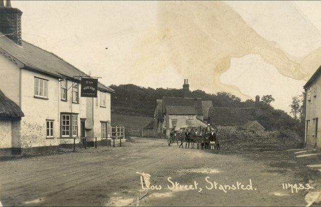 White Hart Inn Stanstead