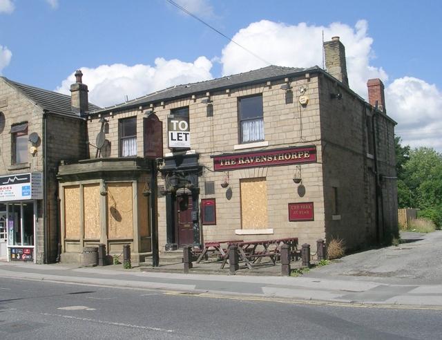 The ravensthorpe dewsbury yorkshire