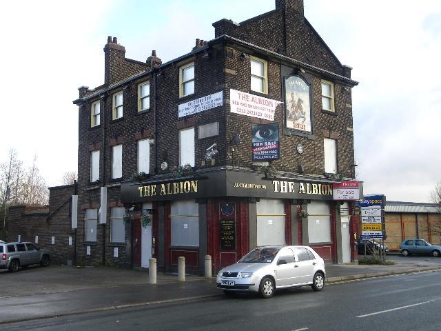 Lost Pubs In Leeds  Yorkshire